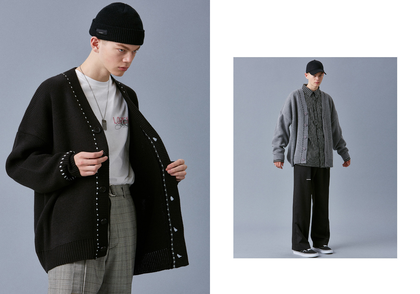 2018 F/W COLLECTION #1 LOOKBOOK